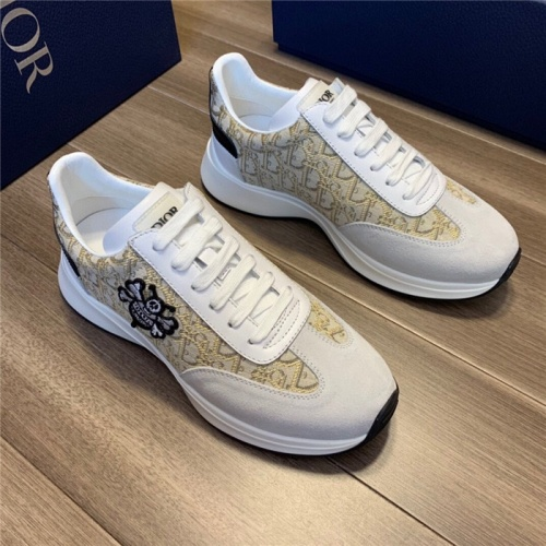 Christian Dior Casual Shoes For Men #814911