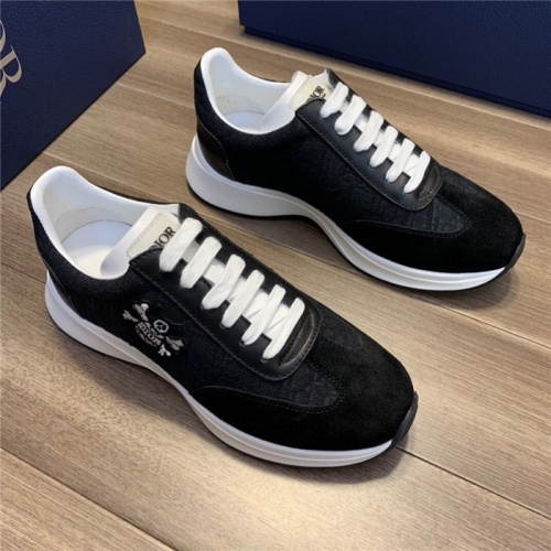 Christian Dior Casual Shoes For Men #814912