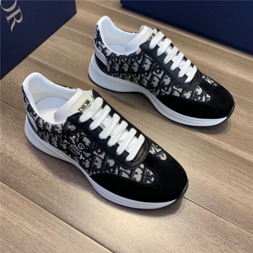 Christian Dior Casual Shoes For Men #814913