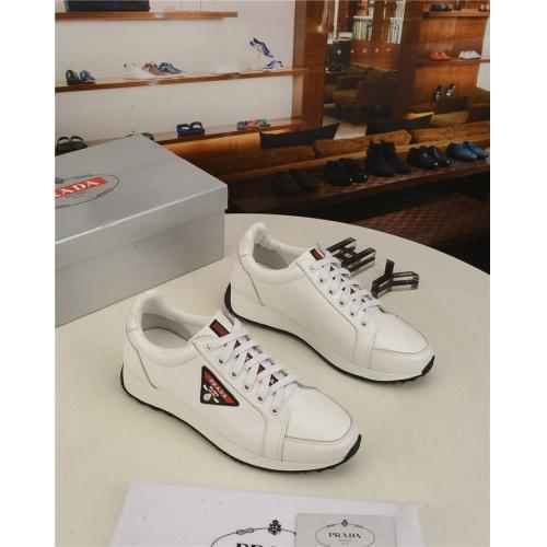 Prada Casual Shoes For Men #814915