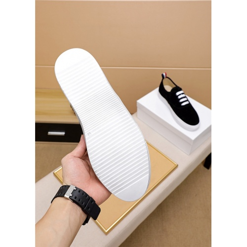 Replica Thom Browne TB Casual Shoes For Men #814928 $72.00 USD for Wholesale