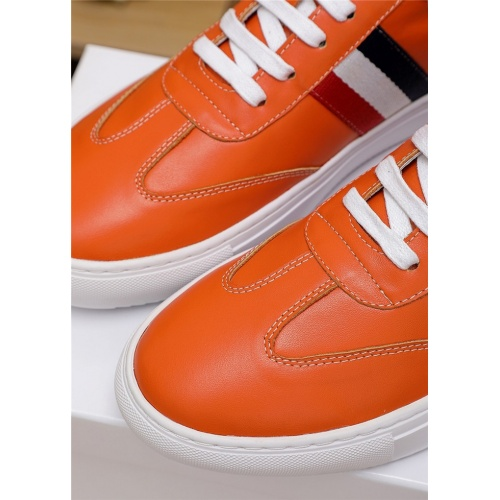 Replica Thom Browne TB Casual Shoes For Men #814932 $72.00 USD for Wholesale