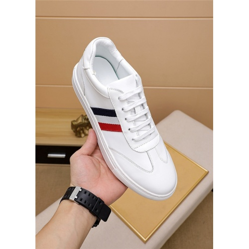 Replica Thom Browne TB Casual Shoes For Men #814933 $72.00 USD for Wholesale
