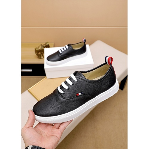Thom Browne TB Casual Shoes For Men #814934 $72.00 USD, Wholesale Replica Thom Browne TB Casual Shoes