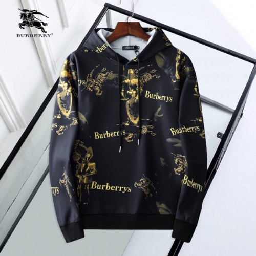 Burberry Hoodies Long Sleeved Hat For Men #814969