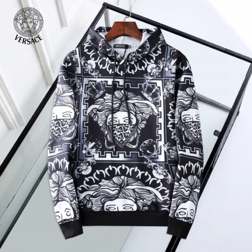 Versace Hoodies Long Sleeved Hat For Men #814986
