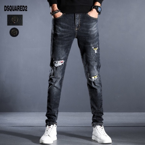 Dsquared Jeans Trousers For Men #814997