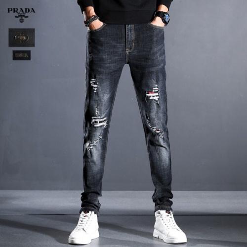 Prada Jeans Trousers For Men #814999