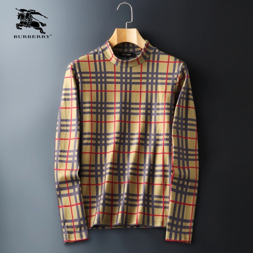 Burberry T-Shirts Long Sleeved For Men #815035