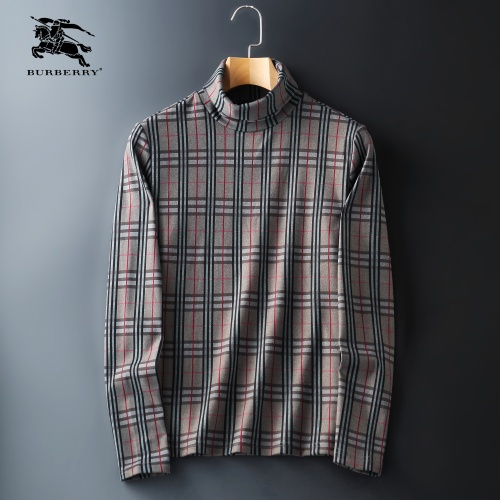 Burberry T-Shirts Long Sleeved For Men #815036
