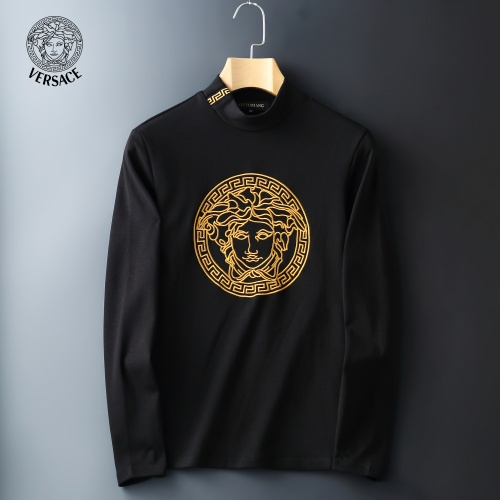 Versace T-Shirts Long Sleeved For Men #815039