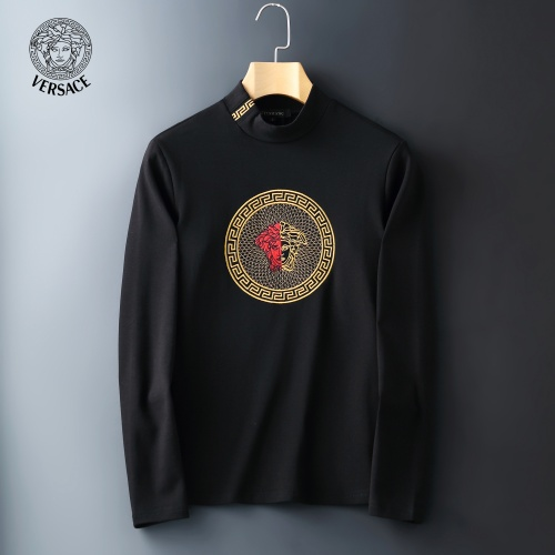 Versace T-Shirts Long Sleeved For Men #815040