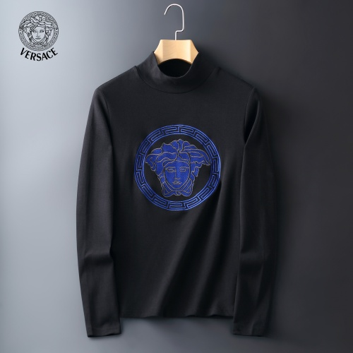 Versace T-Shirts Long Sleeved For Men #815043