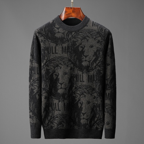 Versace Sweaters Long Sleeved O-Neck For Men #815054