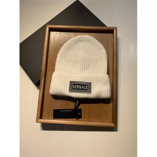 Versace Woolen Hats #815106 $39.00, Wholesale Replica Versace Caps