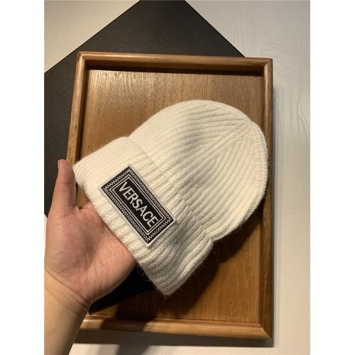 Replica Versace Woolen Hats #815106 $39.00 USD for Wholesale