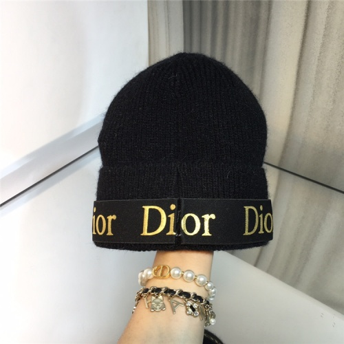 Replica Christian Dior Woolen Hats #815110 $36.00 USD for Wholesale