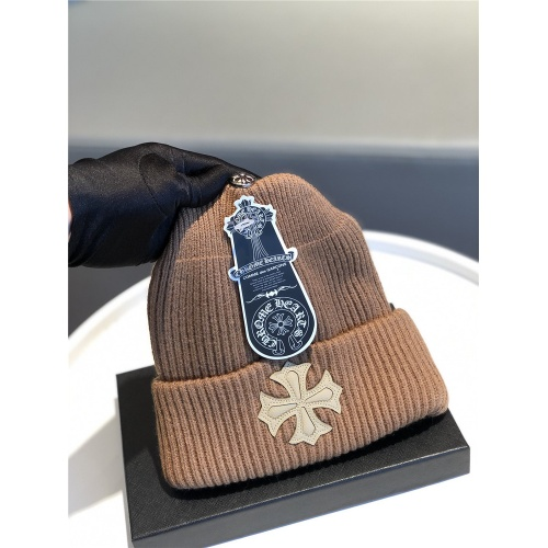 Replica Chrome Hearts Woolen Hats #815112 $29.00 USD for Wholesale