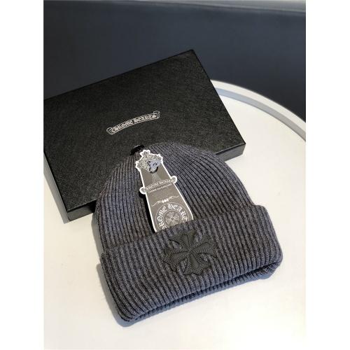 Chrome Hearts Woolen Hats #815113 $29.00 USD, Wholesale Replica Chrome Hearts Hats