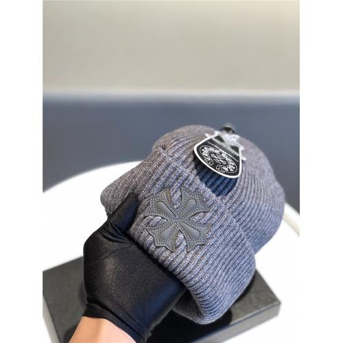 Replica Chrome Hearts Woolen Hats #815113 $29.00 USD for Wholesale