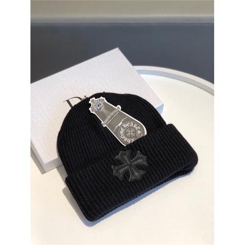 Chrome Hearts Woolen Hats #815115 $29.00 USD, Wholesale Replica Chrome Hearts Hats