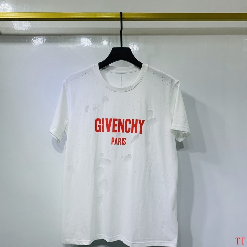Givenchy T-Shirts Short Sleeved O-Neck For Men #815157 $41.00 USD, Wholesale Replica Givenchy T-Shirts
