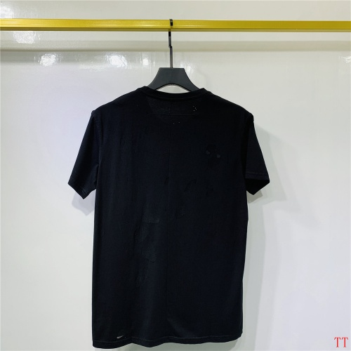 Replica Givenchy T-Shirts Short Sleeved O-Neck For Men #815158 $41.00 USD for Wholesale
