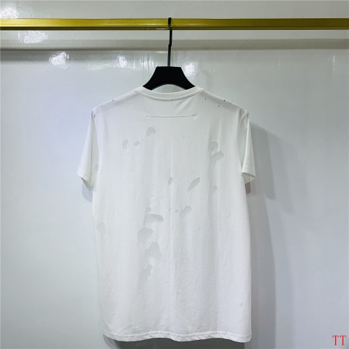 Replica Givenchy T-Shirts Short Sleeved O-Neck For Men #815161 $41.00 USD for Wholesale