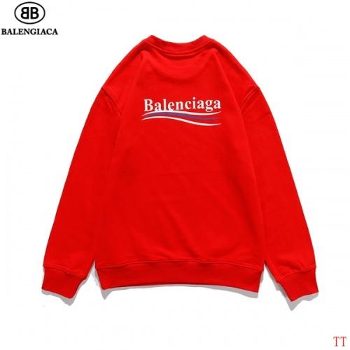 Balenciaga Hoodies Long Sleeved O-Neck For Men #815194