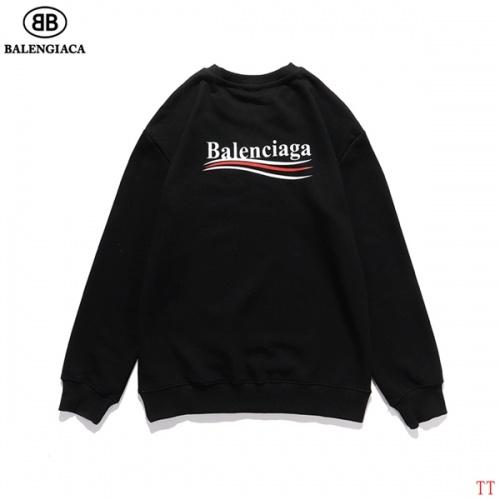 Balenciaga Hoodies Long Sleeved O-Neck For Men #815195