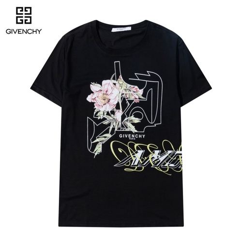 Givenchy T-Shirts Short Sleeved O-Neck For Men #815206 $29.00 USD, Wholesale Replica Givenchy T-Shirts
