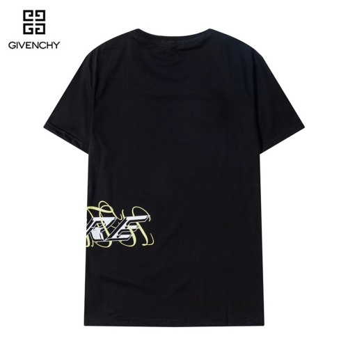 Replica Givenchy T-Shirts Short Sleeved O-Neck For Men #815206 $29.00 USD for Wholesale