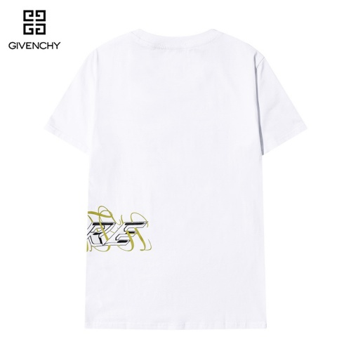 Replica Givenchy T-Shirts Short Sleeved O-Neck For Men #815207 $29.00 USD for Wholesale