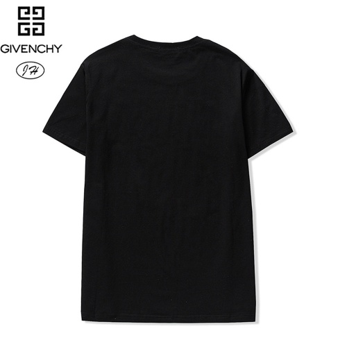 Replica Givenchy T-Shirts Short Sleeved O-Neck For Men #815208 $29.00 USD for Wholesale