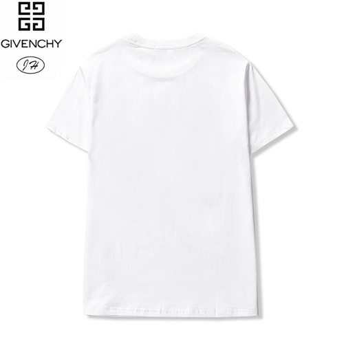 Replica Givenchy T-Shirts Short Sleeved O-Neck For Men #815209 $29.00 USD for Wholesale