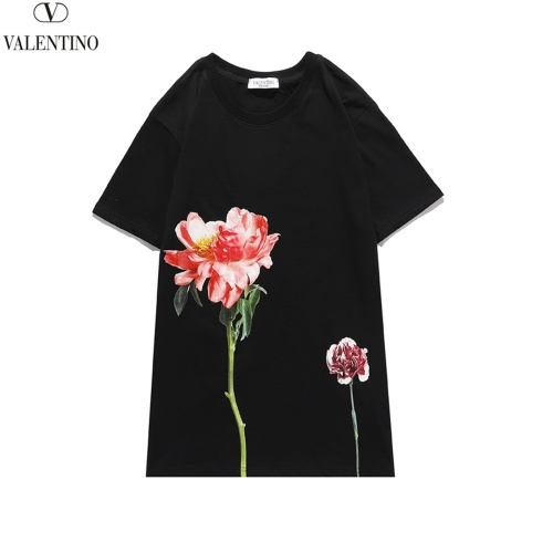 Valentino T-Shirts Short Sleeved O-Neck For Men #815216 $29.00, Wholesale Replica Valentino T-Shirts