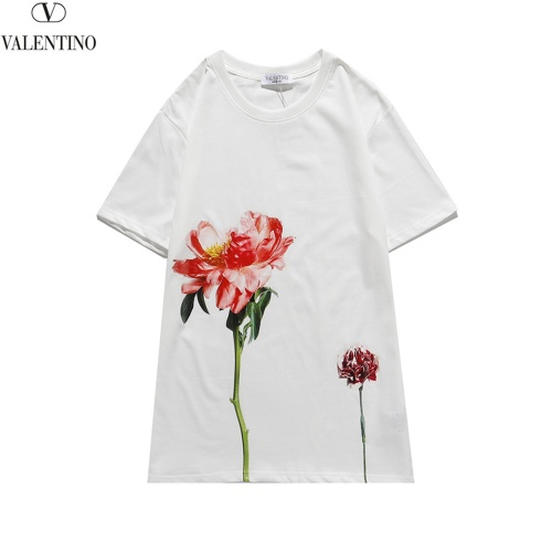Valentino T-Shirts Short Sleeved O-Neck For Men #815218 $29.00, Wholesale Replica Valentino T-Shirts
