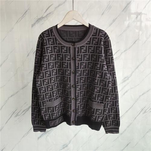 Fendi Sweaters Long Sleeved For Women #815239