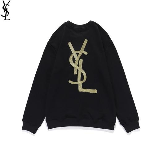 Yves Saint Laurent YSL Hoodies Long Sleeved O-Neck For Men #815244