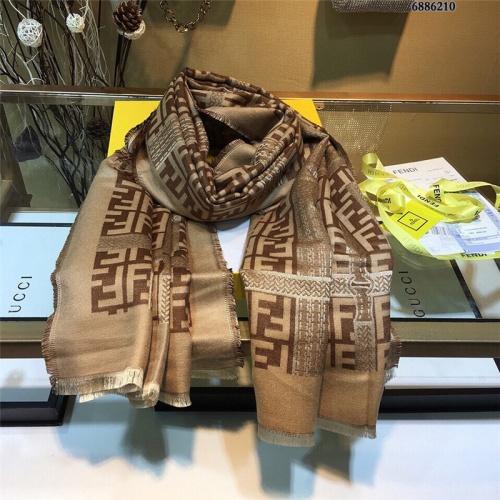 Replica Fendi Scarf For Women #815268 $34.00 USD for Wholesale