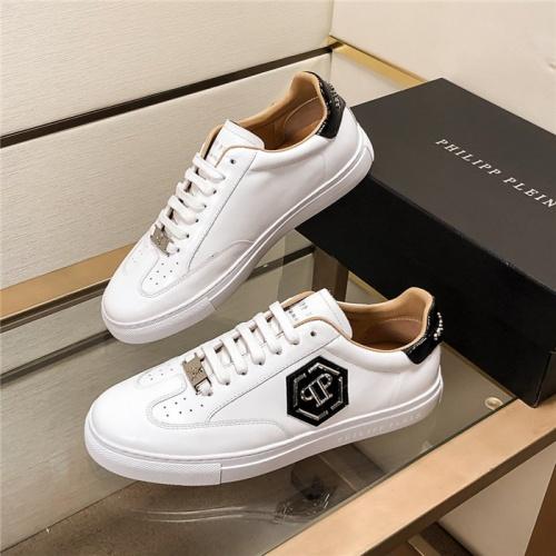 Philipp Plein PP Casual Shoes For Men #815299 $76.00 USD, Wholesale Replica Philipp Plein Shoes