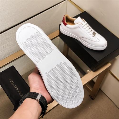 Replica Philipp Plein PP Casual Shoes For Men #815300 $76.00 USD for Wholesale