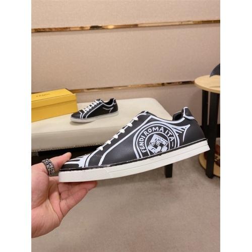 Fendi Casual Shoes For Men #815303