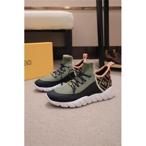 Fendi Casual Shoes For Men #815304