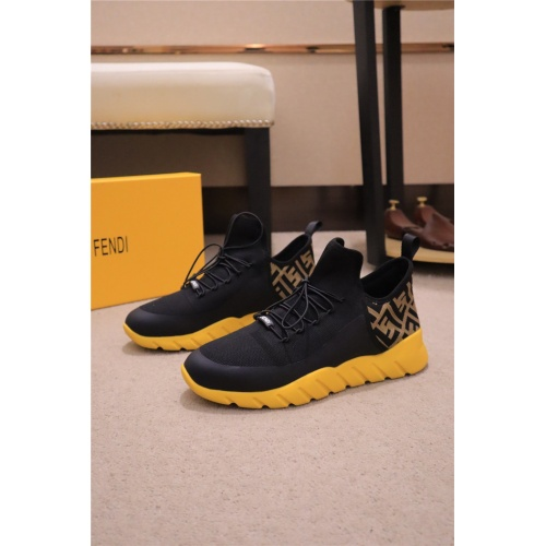 Fendi Casual Shoes For Men #815306