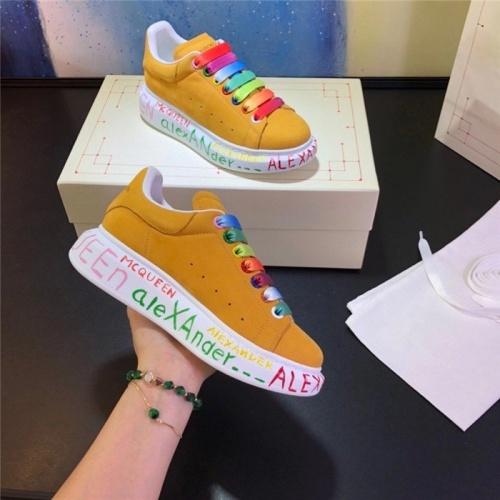 Alexander McQueen Casual Shoes For Men #815315