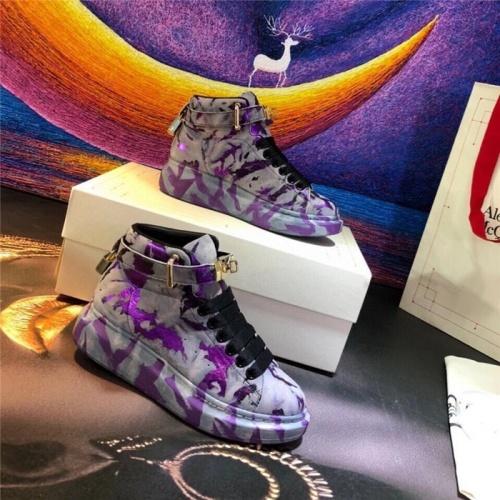 Alexander McQueen High Tops Shoes For Women #815340