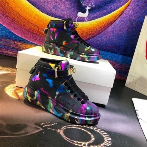 Alexander McQueen High Tops Shoes For Women #815353