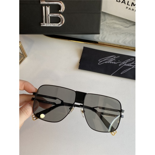 Balmain AAA Quality Sunglasses #815392