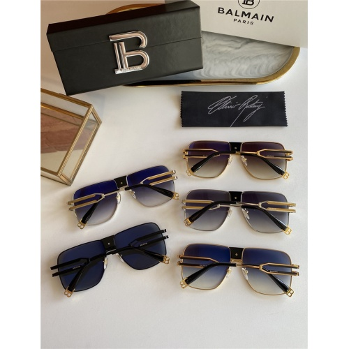 Replica Balmain AAA Quality Sunglasses #815394 $76.00 USD for Wholesale